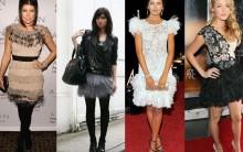 Saia De Penas – Nova Moda 2011