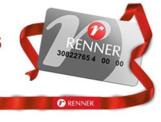 Cartão Renner- Como Solicitar o Cartão Pela Internet