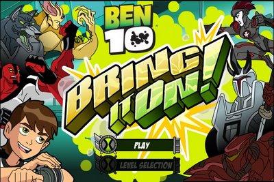 Jogos Online do Ben-10 Gratuito