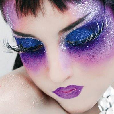 Tendência de Maquiagem Carnaval 2011- Fotos