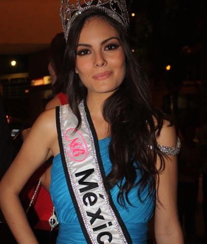 Miss Universo 2010 – Jimena Navarrete