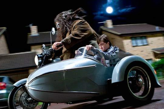 Harry Potter e as Relíquias da Morte – Fotos