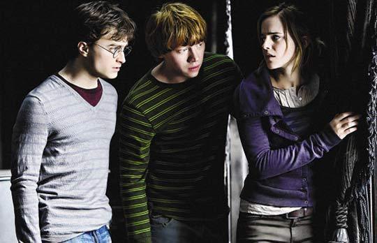 Harry Potter Relíquias Da Morte – Novas Fotos