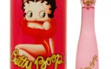 Betty Boop – Novo Perfume – Modelos