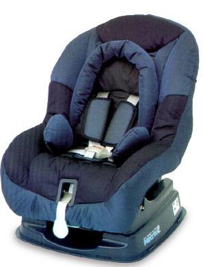 Nova Lei da Cadeirinha de Bebê e Crianças para Automóvel.