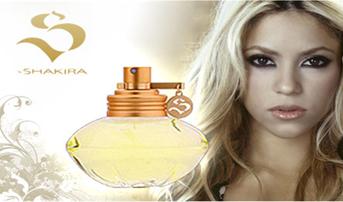 Shakira – Lançamento Do Perfume
