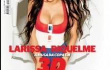 Larissa Riquelme Na Revista Playboy Em 3D – A Musa Da Copa