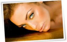 Maquiagem Bronzeada