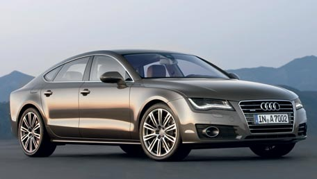 Novo Audi A7 Sportback 2011 – Preços
