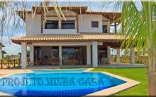 Plantas de Casas Grátis – Planta Baixa e Projeto de Casa Para Download