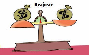 Reajuste Salarial 2011
