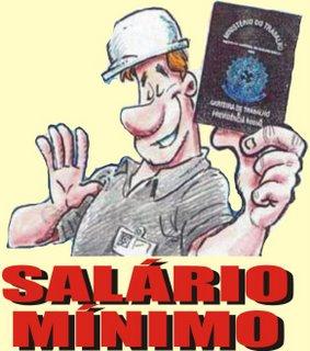 Valor Do Novo Salário Mínimo 2011