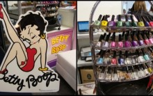 Esmaltes Betty Boop