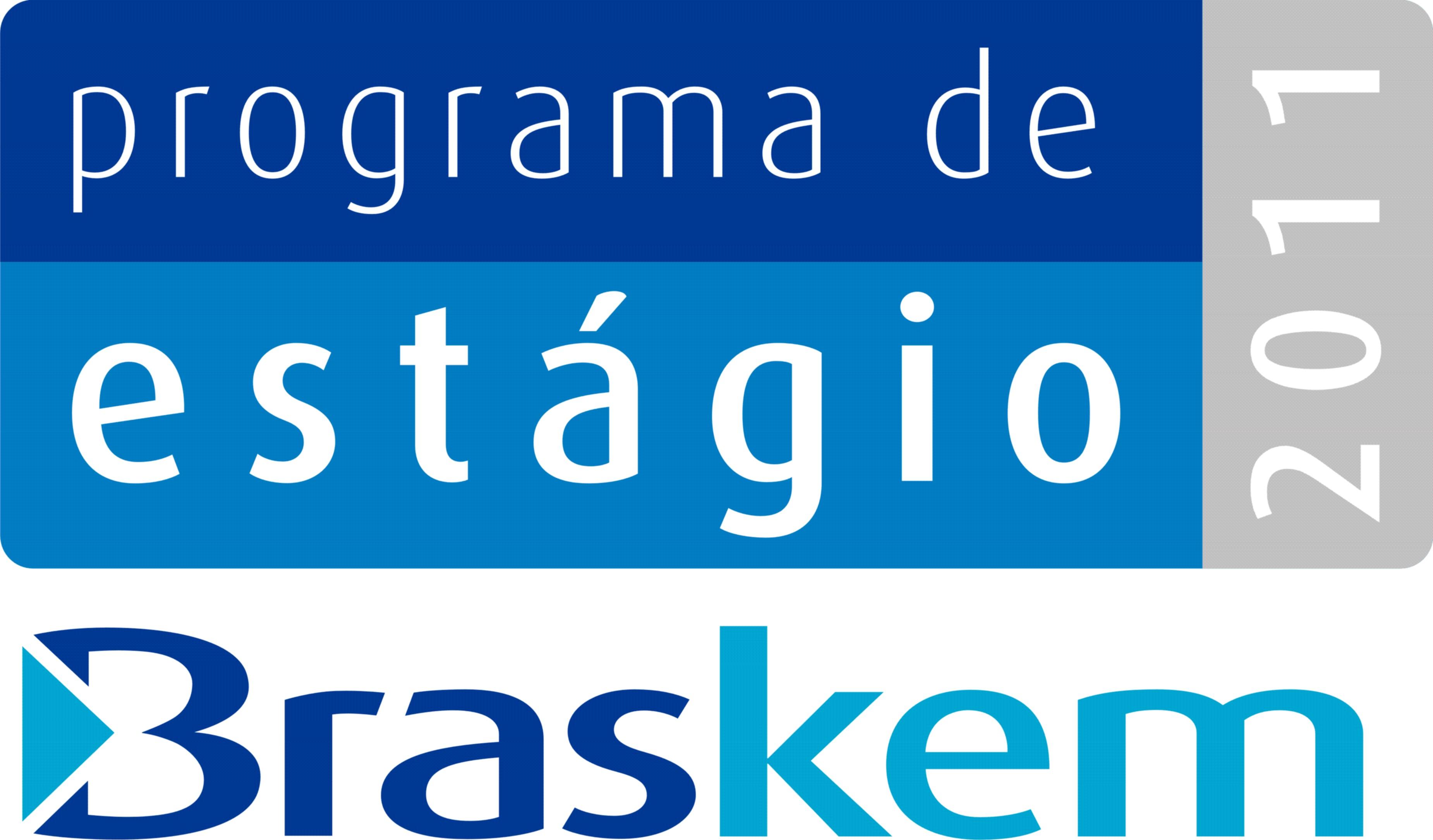 Estágio Braskem 2011- Inscrições Abertas