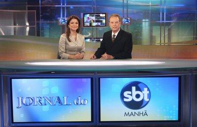 Jornal do SBT Manhã- SBT
