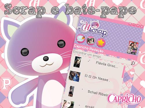 CH Scrap Capricho | Download | Informações