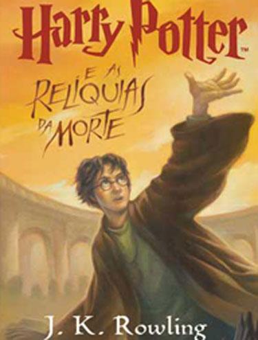 Novo Livro De Harry Potter
