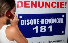 Violência contra mulher- Denúncia