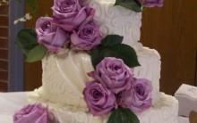 Bolo de Casamento- Fotos