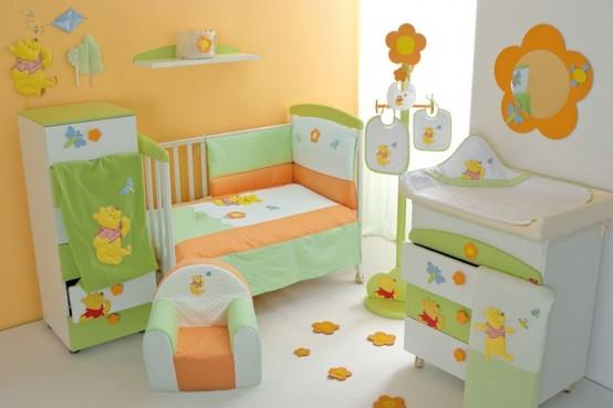 Como Decorar Quartos De Bebês Em 2011