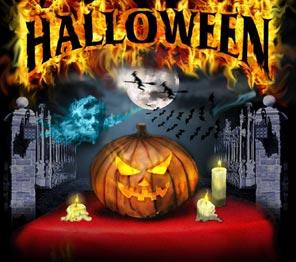 Halloween- Dia 31 de Outubro Festa de Halloween
