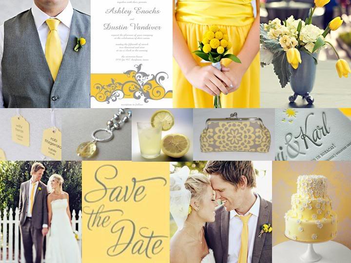 Como Decorar Seu Casamento Com As Cores Do Verão 2011