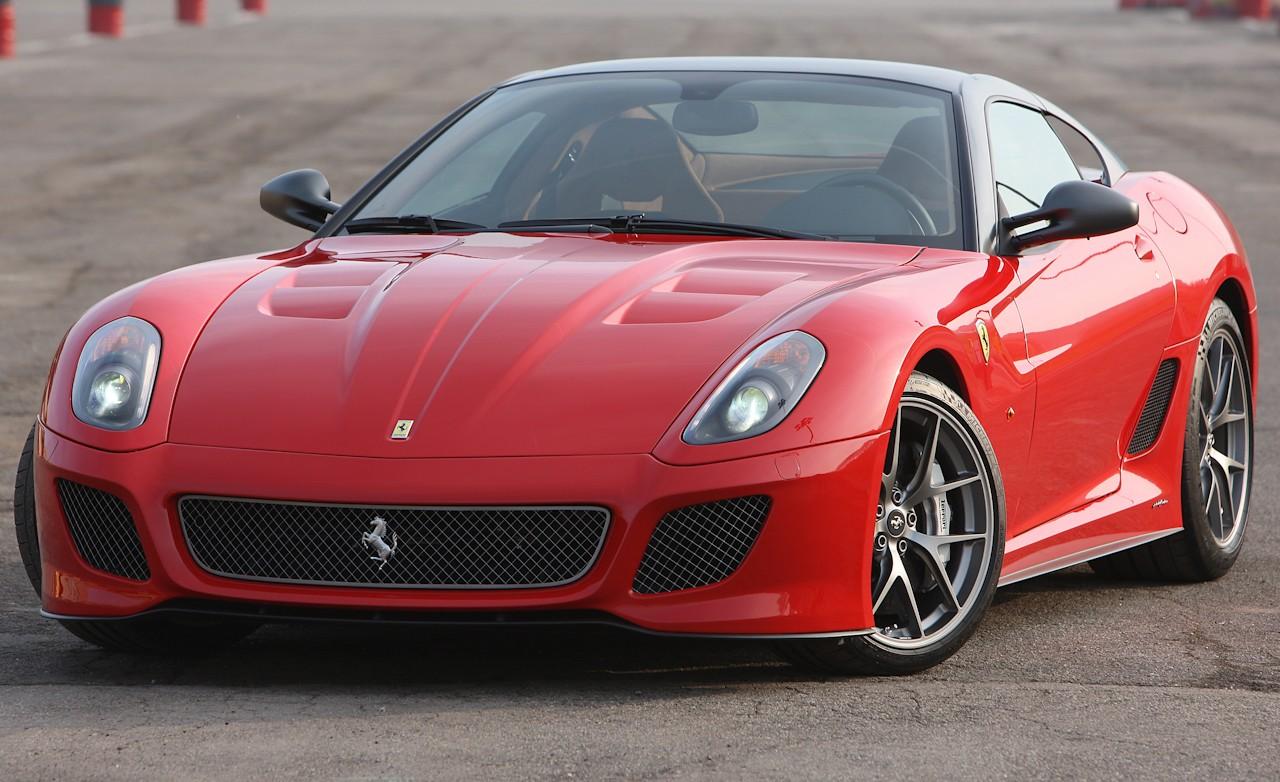 Lançamento De Ferrari 599gto 2011