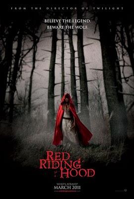 Filme A Garota da Capa Vermelha – Chapeuzinho Vermelho