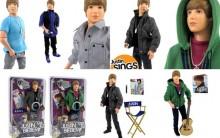 Bonecos Justin Bieber | Lançamento