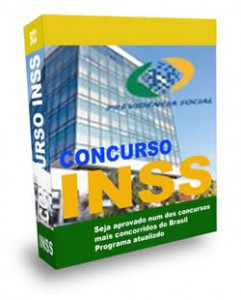 Concurso INSS 2011