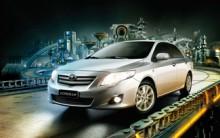 Fotos Do Novo Corolla Modelo 2011