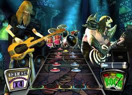 Jogos do Guitar Hero Online