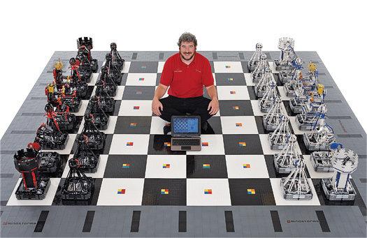 Jogo De Xadrez Gigante   Informações