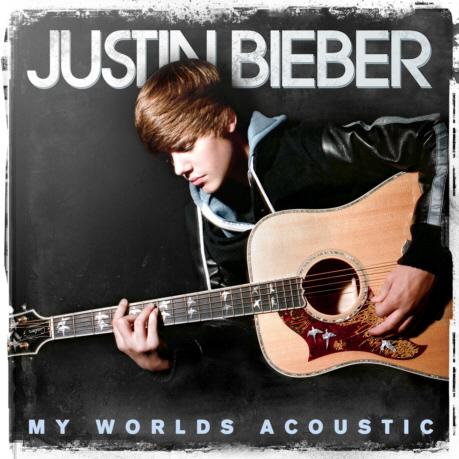Novo CD Acústico De Justin Bieber – Informações