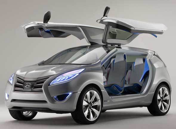 Novo Hyundai Nuvis | Informações
