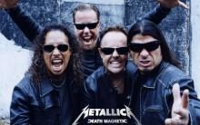 Metallica Planeja Gravar Disco Novo Para 2011