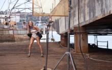 Claudia Leite Grava Clipe Para Verão e Carnaval 2011