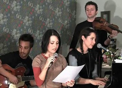 Cantora Sandy Inicia Sua Turnê Solo