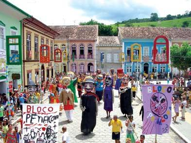 Carnaval 2011 Em São Luiz