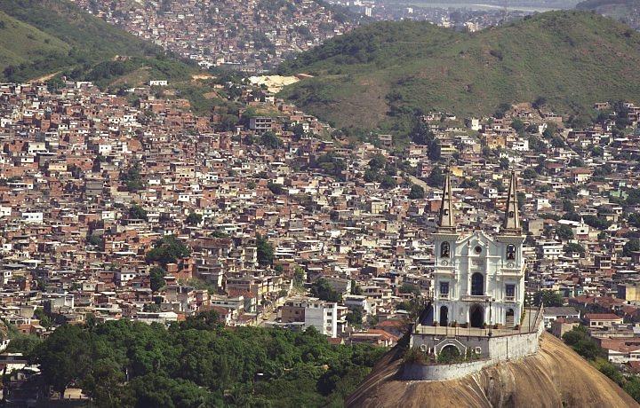 Complexo do Alemão Rj
