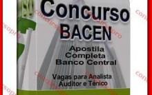 Concurso Bacen 2011