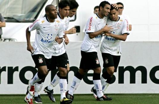 Corinthians Se Prepara Para Enfrentar Calor da Bahia