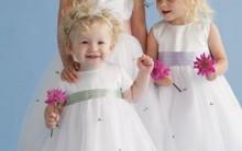 Vestidos de Daminhas de Honra  e Floristas 2011