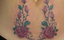 Tatuagens Que Servem  Para Disfarçar Estrias