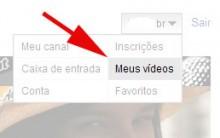 Youtube Como Excluir Um Vídeo
