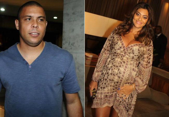 Ronaldo Fenômeno e Juliana Paes  Irão Fazer  Filme Em 2011