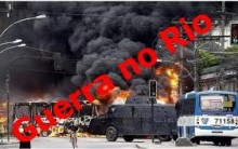Guerra No Rio Ameaça Turismo Estrangeiro