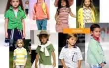 Tendências  de moda infantil para 2011