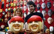 Máscaras Para o Carnaval 2011