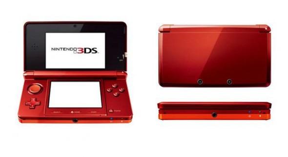 Será Lançado em 2011 Nintendo 3ds Videogame Portátil